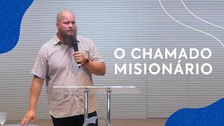 O Chamado Missionário | Miss. Glen Buys