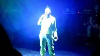EASON CHAN 陳奕迅 (陀飛輪) live @ MANCHESTER APOLLO, UK - 06-05-10