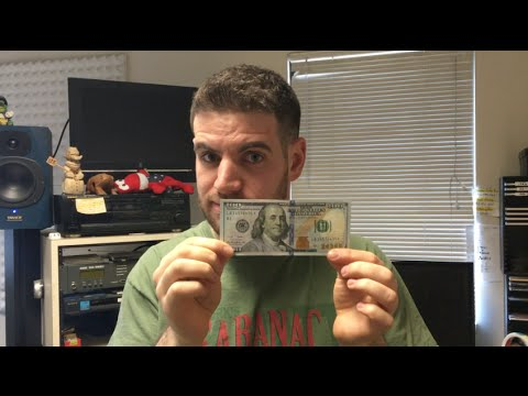 Is Your $100 Bill Real or Fake?