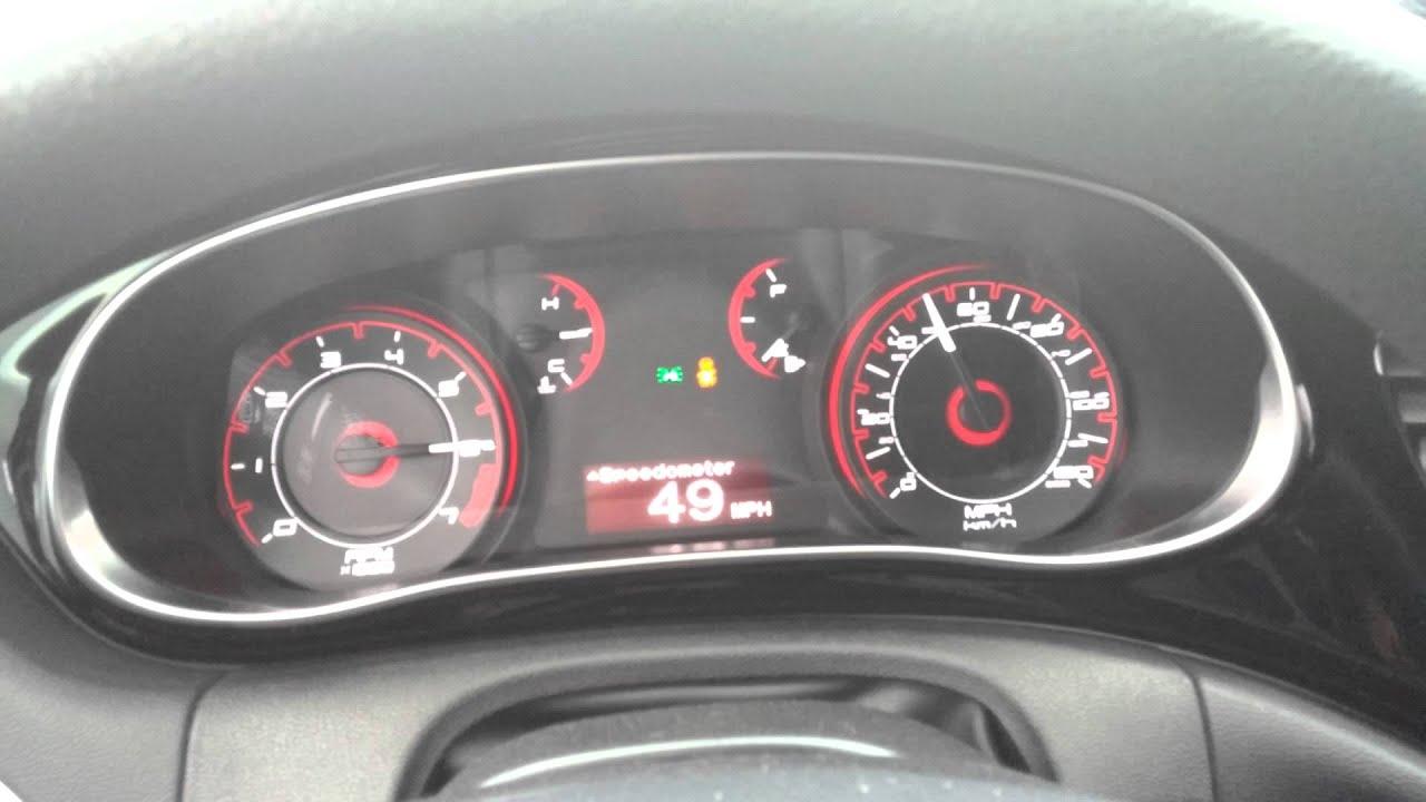 Perfect Launch 2013 Dodge Dart 1 4 Multiair Turbo Youtube