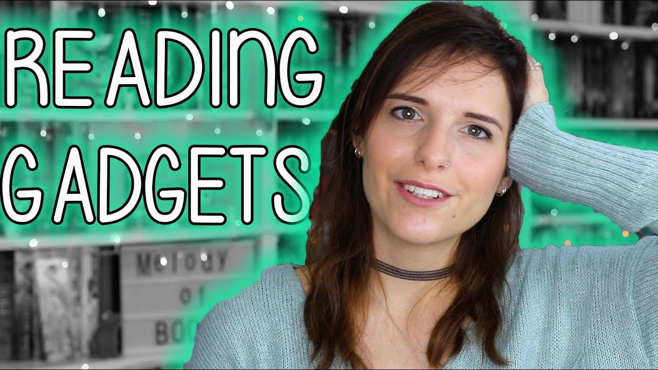 18 READING GADGETS 4 Booknerds | Besondere Weihnachtsgeschenkideen ...