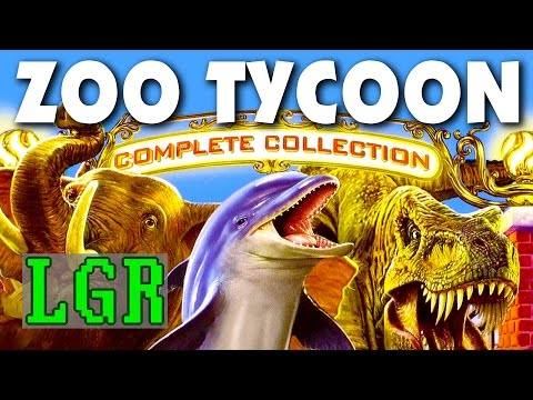 LGR - Zoo Tycoon: Complete Collection - PC Game Review