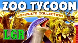 LGR - Zoo Tycoon - PC Game Review