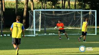 ALLENAMENTO INTER PRIMAVERA REAL AUDIO 31 08 2015
