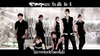 [Karaoke][ซับไทย]Love of a friend (친구의 사랑) - U-Kiss