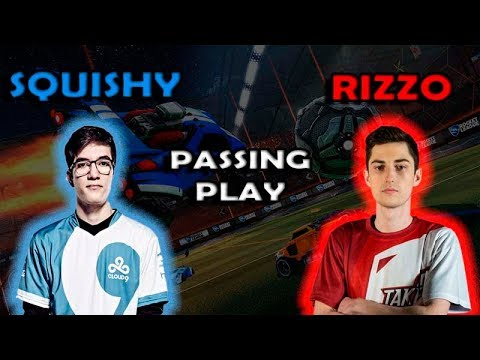 Squishy Rocket League Controls : SQUISHY Y RIZZO PASSING PLAY! - Rocket League (Best Saves, Goals, Passing plays) - YouTube