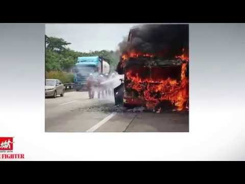 FIRE IN MALAYSIA (FIRE FIGHTER INDUSTRY)
