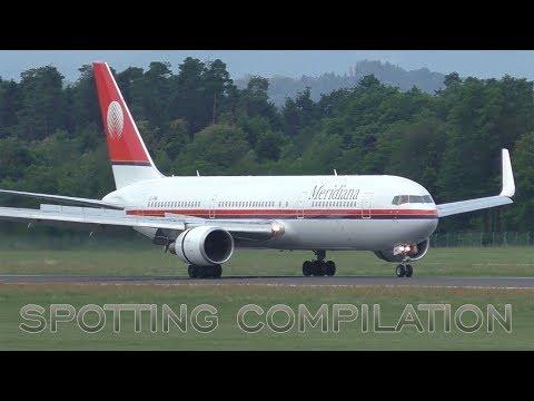 GRAZ AIRPORT | Spotting Compilation Part XVII