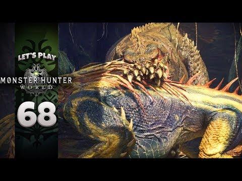 TEAM TAKEDOWN ON THE PICKLE | Monster Hunter: World (Let's Play Part 68)