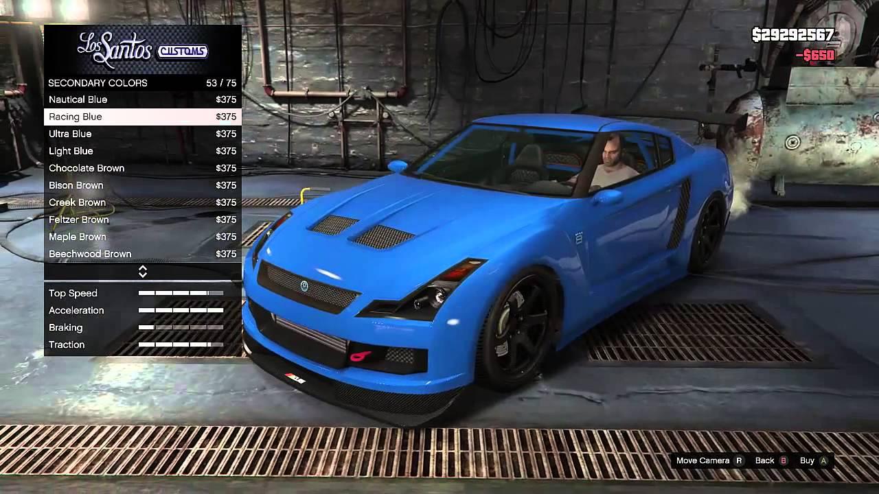 Gta 5 Custom Car Builds Ep 3 Annis Elegy Rh8 Youtube