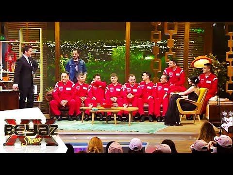 Türkiye'nin Gururu Türk Yıldızları Ekibi Beyaz Show'da - Beyaz Show