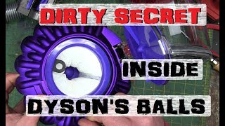 DYSON ANIMAL BALLS | It blows!