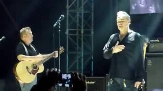 Morrissey - All The Lazy Dykes (Live in Caesarea, Israel August 24, 2016) - HD