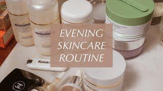 Download Video Evening Skincare Routine | ACNE PRONE, OILY SKIN, ACNE SCARRING | Biologique Recherche MP3 3GP MP4