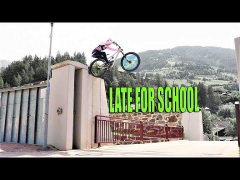 LATE FOR SCHOOL / Gabriel Wibmer
