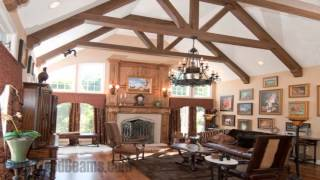 Building Ceiling Trusses | Faq's At Fauxwoodbeams.com