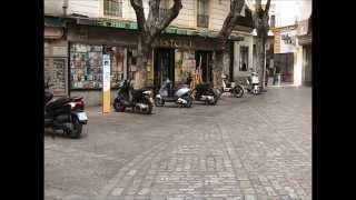 Jerez de la Frontera (Cádiz) De Plaza de la Yerba a  Plaza Arenal