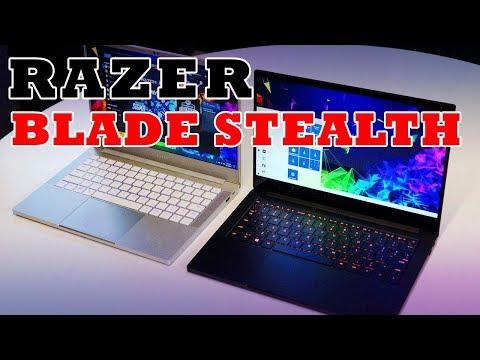 "Razer Blade Stealth - 13"" Gaming Laptop? Best Ultrabook Ever"