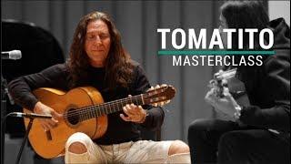 Masterclass con Tomatito - Ciclo Liceu Jazz