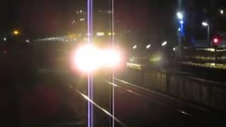 JR神戸線223系2000番台快速摂津本山駅高速通過3