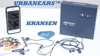 urbanears Kransen In-Ear Headphones  First Impressions
