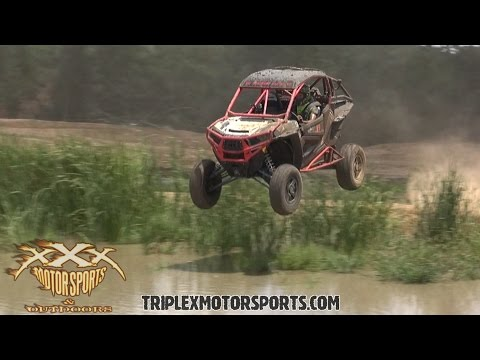2016 RZR TURBO HAS NO FEAR!!