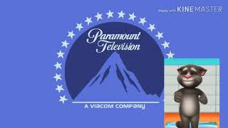 DLV: Talking Tom shows up in Paramount Television!