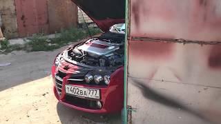 Alfa Romeo 159 TI 2.4 Q4 ЧИСТИМ ВПУСК и АНОНС НОВОГО ПРОЕКТА!!!
