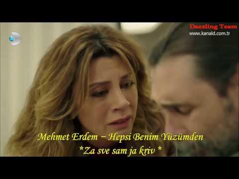 *Mehmet Erdem ~ Hepsi Benim Yüzümden* Adi Efsane