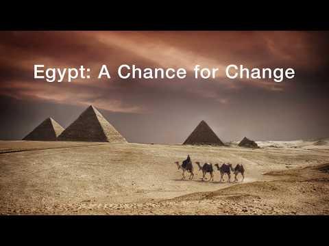 Egypt, A Chance for economic change - Unravel Travel TV