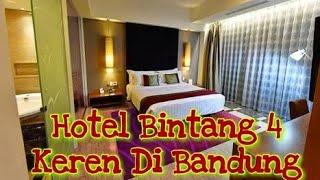 HOTEL HOLIDAY INN PASTEUR BANDUNG, HOTEL BINTANG 4 BANDUNG, HOTEL VLOG, REVIEW HOTEL