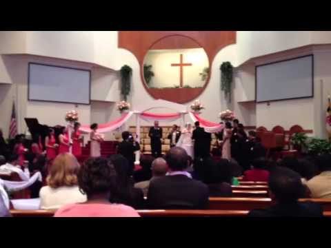 Pastor And Mrs Josant Barrientos Wedding Vows