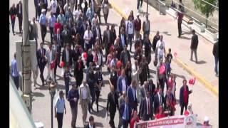 Avanos'ta 19 Mayıs Atatürk'ü Anma Gençlik ve Spor Bayramı Kutladık