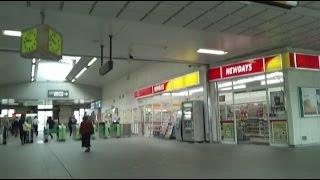 【JR総武線】東船橋駅  Higashi-funabashi