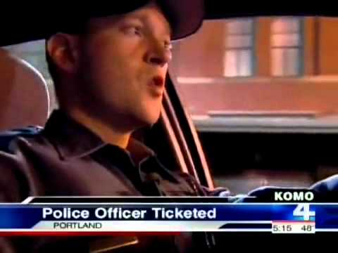 Citizen Writes Cop A Ticket In Oregon - And It Works! - YouTube.flv