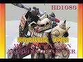 ガンプラ!製作完成動画 MGザクキャノン実写版 HD1080 by大人のガンプラcollection