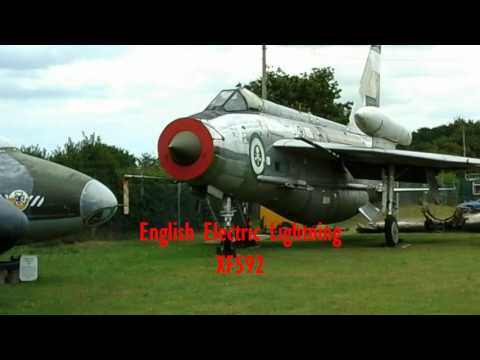 Norfolk Tourism: City of Norwich Aviation Museum