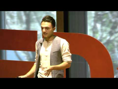 Rewriting the Script with Virtual Reality | Alex Kutulos | TEDxUQ