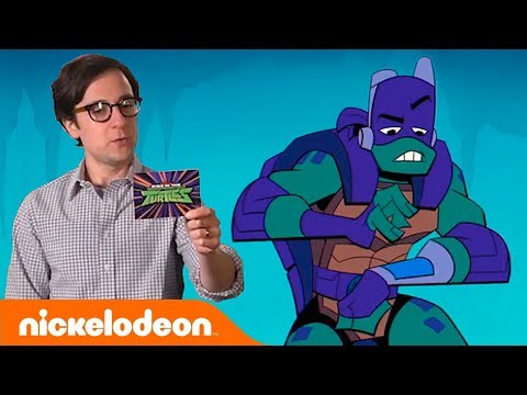 Rise of the TMNT Cast Reads Your Comments w a SURPRISE Moment! 😂  TurtlesTuesday