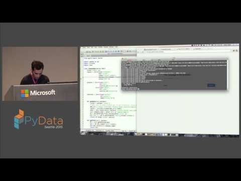 Adam Hajari: From DataFrames to Interactive Web Applications in 10 minutes