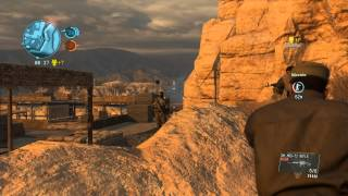 Mgo PC scout gameplay