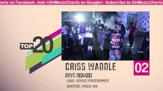 Top 20 Ghana Music Video Countdown - Week #14, 2013.