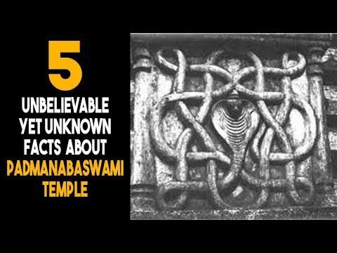5 - Unbelievable & Unknown facts about Padmanabhaswamy Temple