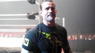 CM Punk Calls Fan A Homo