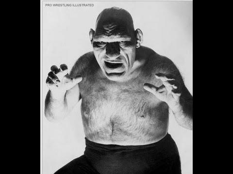 RIP Dead Wrestlers: Maurice Tillet