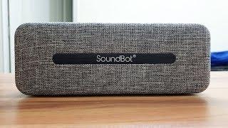 Soundbot SB574 - Bluetooth Speaker Unboxing and Hands on
