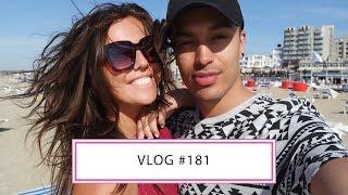 VLOG #181 BEVRIJDINGSFESTIVAL AT THE BEACH!