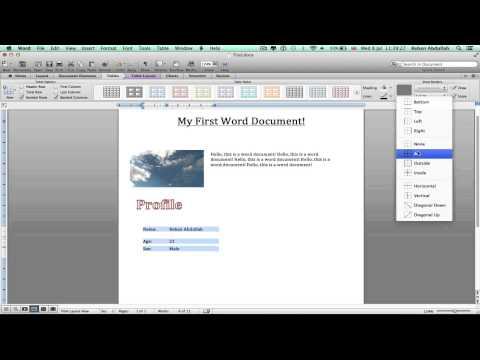 How to take notes in microsoft word for free on macbook air