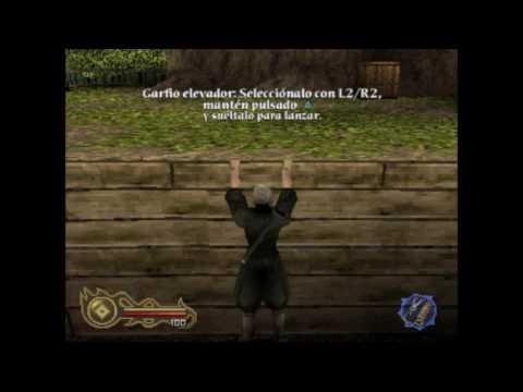 TENCHU 2 (PARTE 1) gameplay en español