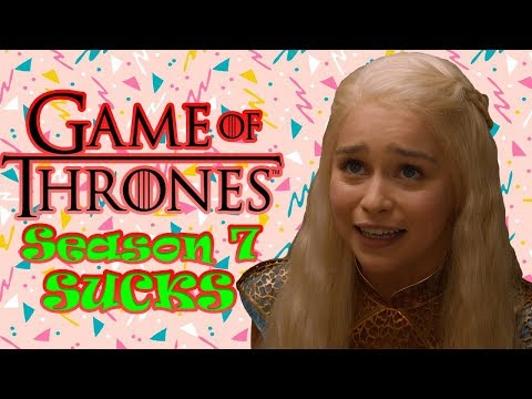 Game of Thrones: The Structural Flaws of Season 7